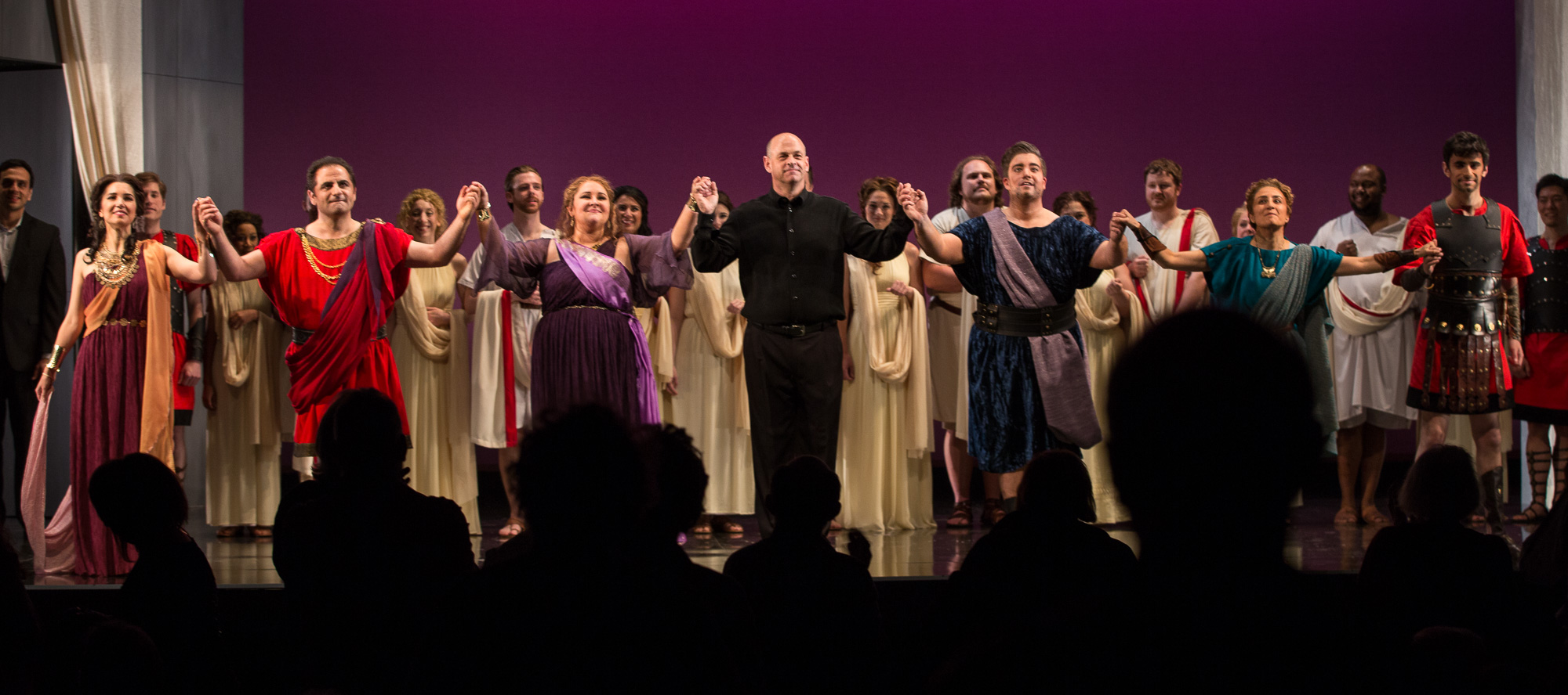 Rave reviews for When in Rome!