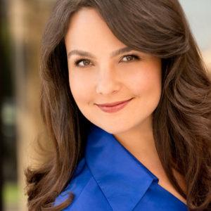 Mezzo-soprano Heather Gallagher